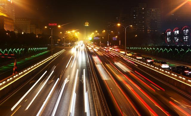 traffic Beijing